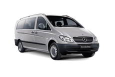8 Seater minibus to borovets ski resort from sofia airport